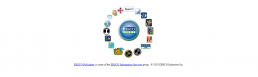 Screenshot of EBSCO emblem.