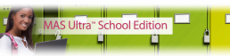 "Screenshot of a button that reads ""MAS Ultra School Edition""."